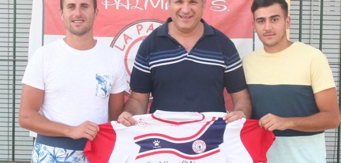 Sergio Hernández, nuevo refuerzo del Smurfit Kappa de La Palma.