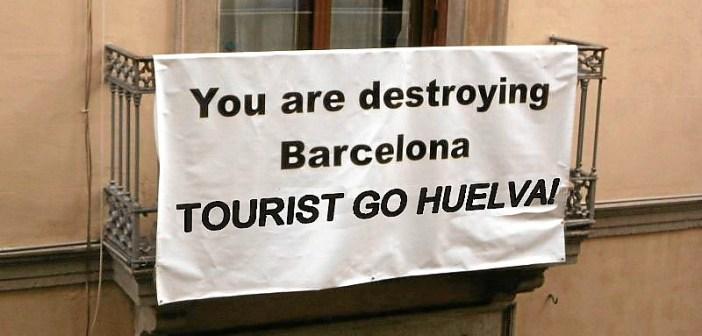 Turista ve a Huelva (3)
