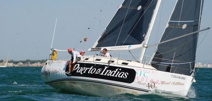 Embarcación del Enriaero.