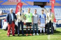 Convenio entre KIA y el Recreativo de Huelva.