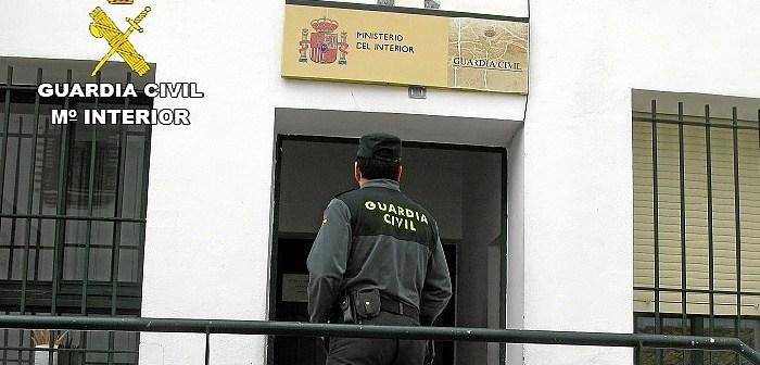 Guardia Civil Cartaya