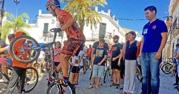 Paseo movilidad en Valverde del Camino (1)