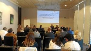 Presentacion de HuelvaPort y el Puerto en Zaragoza1