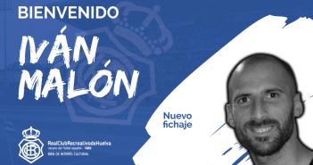 Iván Malón, nuevo fichaje del Decano.