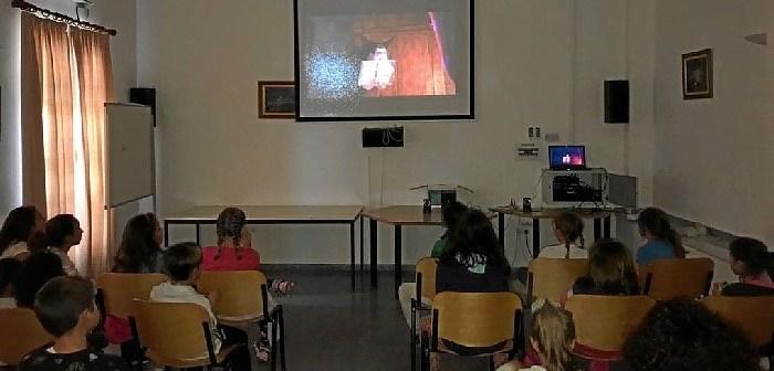 Cine forum Halloween