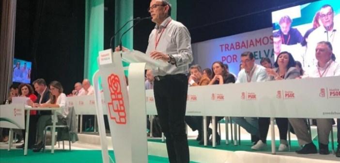 Congreso provincial del PSOE en Trigueros (6)