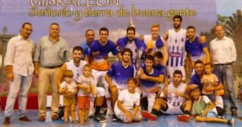 CB San Juan, campeón del Trofeo Diputación de baloncesto.