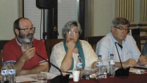 Grupo IU en el pleno de octubre en el Ayuntamiento de Huelva