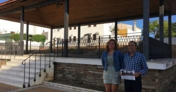 Syra Senra, portavoz del PSOE en Valverde del Camino