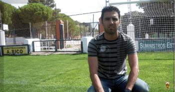 Antonio Rueda, nuevo entrenador del San Roque de Lepe.