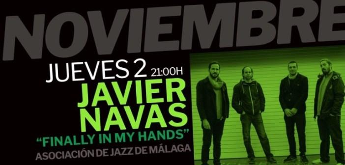 Javier Navas cartel
