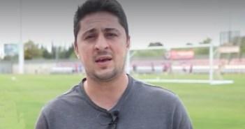 Noé Carrillo, entrenador del Cartaya.