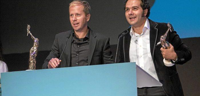 El Festival de Cine entregó los Premios Luz a Alberto López y Alfonso Sánchez. El Colón de Oro ha sido para 'La novia del desierto'.