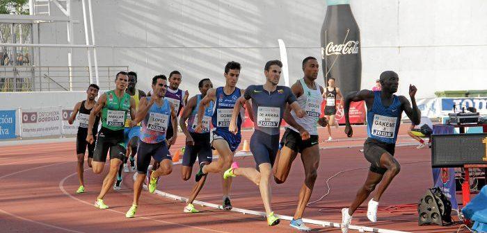 El Meeting Iberoamericano volvió a contar con la presencia de grandes atletas internacionales.