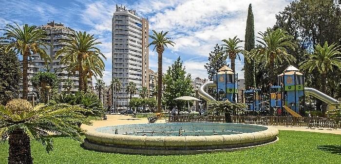 Fuente Parque de las Palomas