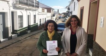 Foto PSOE en Valverde