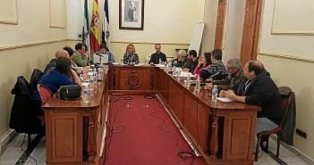 Pleno Ordinario San Juan del Puerto