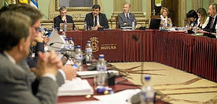 Pleno ayuntamiento de Huelva mes de enero 2018 (1)