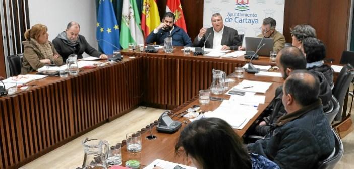 Pleno de Cartaya mes de enero 2018 (1)