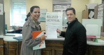 foto con Enrique en Registro