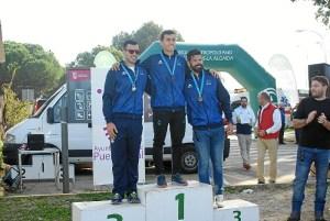 podium senior piragua cross 2018