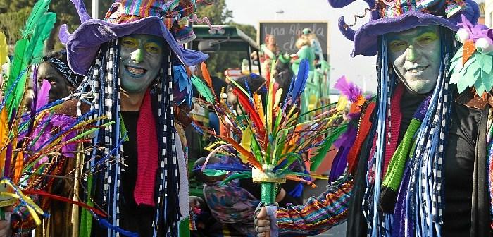 Cabalgata de Carnaval de Punta Umbría (2)