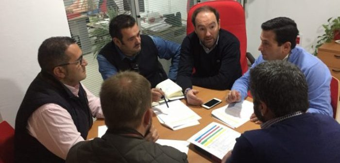 El PSOE analiza la situación creada tras la sentencia del Consultivo con las tres Entidades Locales