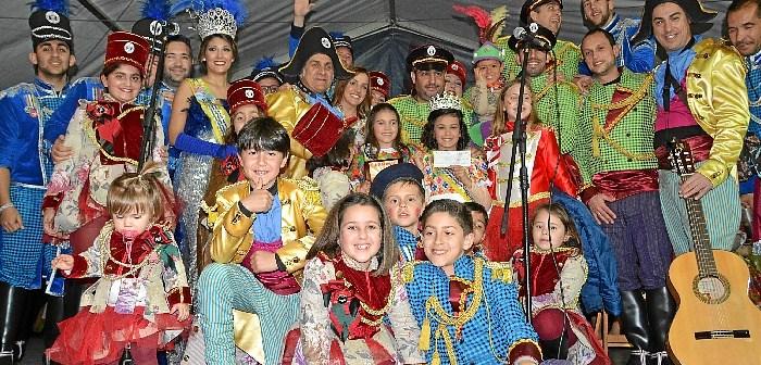 Entrega trofeos del Carnaval en Isla Cristina (6)