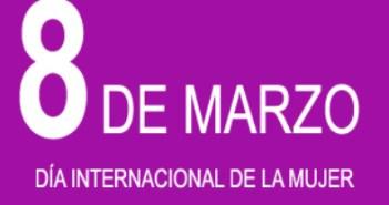 Mujer 8 de marzo Logo