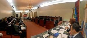 Pleno de la Diputación de Huelva mes de febrero (2)