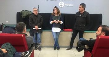 Constitución de la sección sindical de UGT en el Ayuntamiento de Huelva