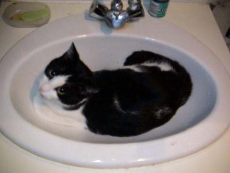 Kahuète au bain