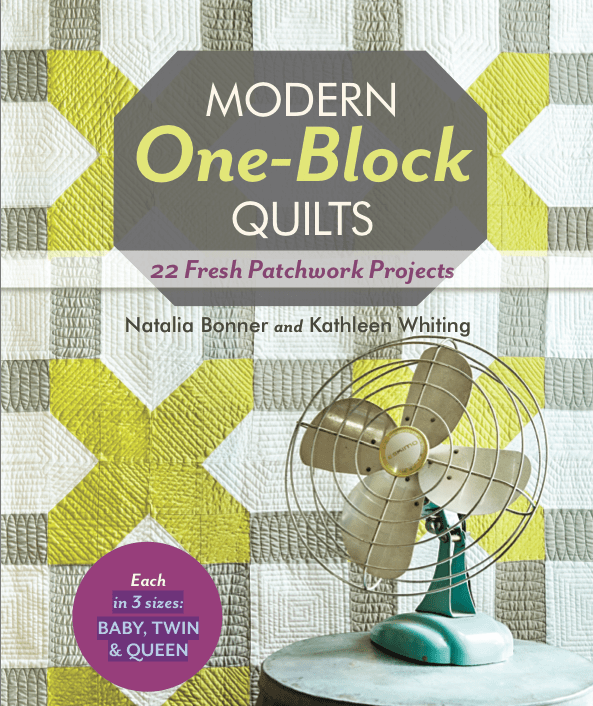 Modern One Block Quilts Cover