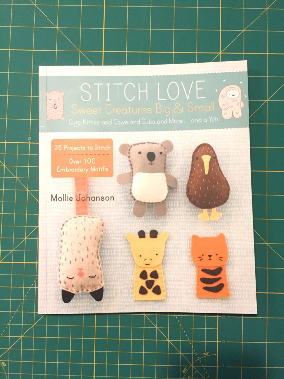 Book Review - Stitch Love from Hugs are Fun