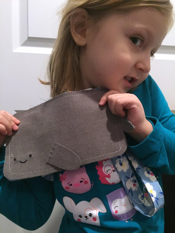 Whale Purse from Stitch Love | Hugs are Fun