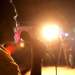 LFM 1.55- Festival director Shiine Akhyaar calls for Somali world to help end the war. Screenshot by Daniel J Gerstle.