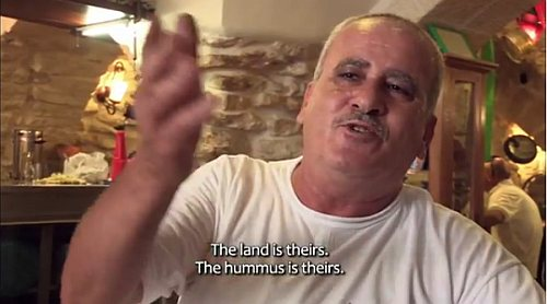 hummus-not-war movie