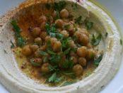 hommade hummus (recipe)