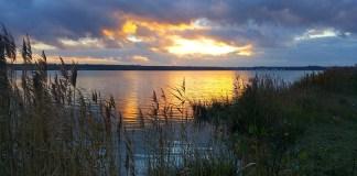 Hainer See im Leipziger Neuseenland