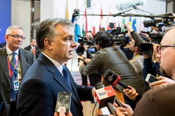 Viktor Orbán was less popular than one of his colleagues in the background