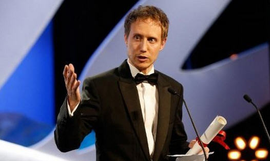 László Nemes, director of Son of Saul in Cannes
