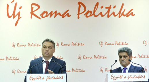 The Fidesz-Roma alliance: New Roma politics--Together for our future