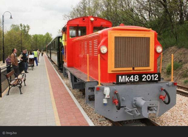Orbán's train
