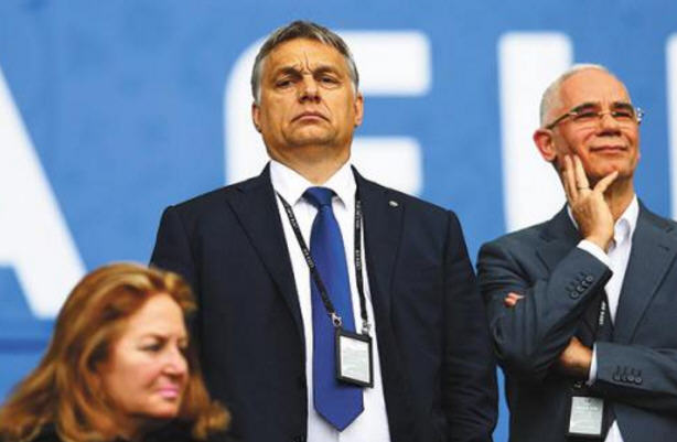 For Viktor Orbán football is not a game
