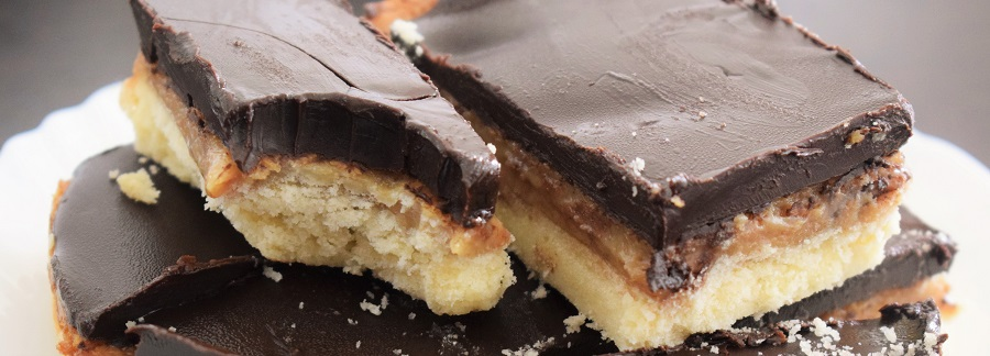 DIY Twix Bars ~ For The Never Ending Love Of Twix