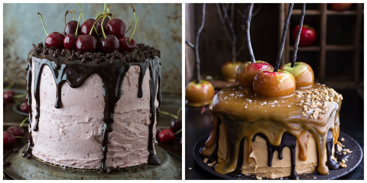 15 Cakes That Are Insanely Gorgeous That Your Heart Will Not Let You Cut Them