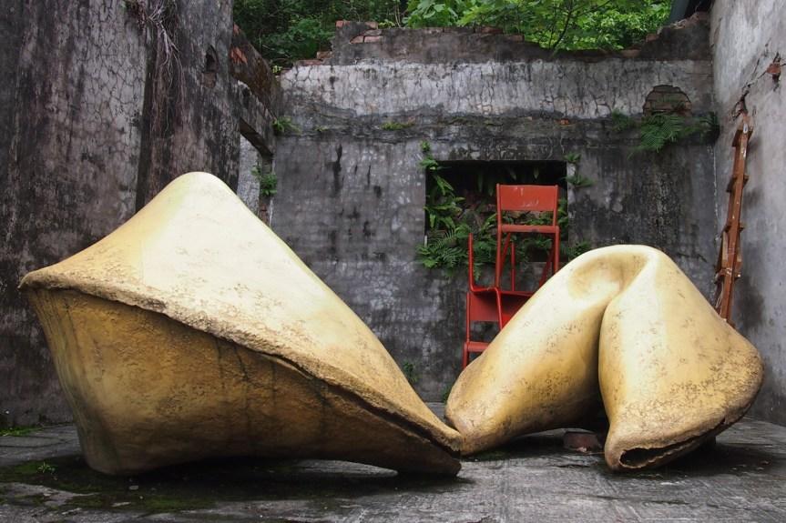 Treasure Hill Artist Village in Taipei