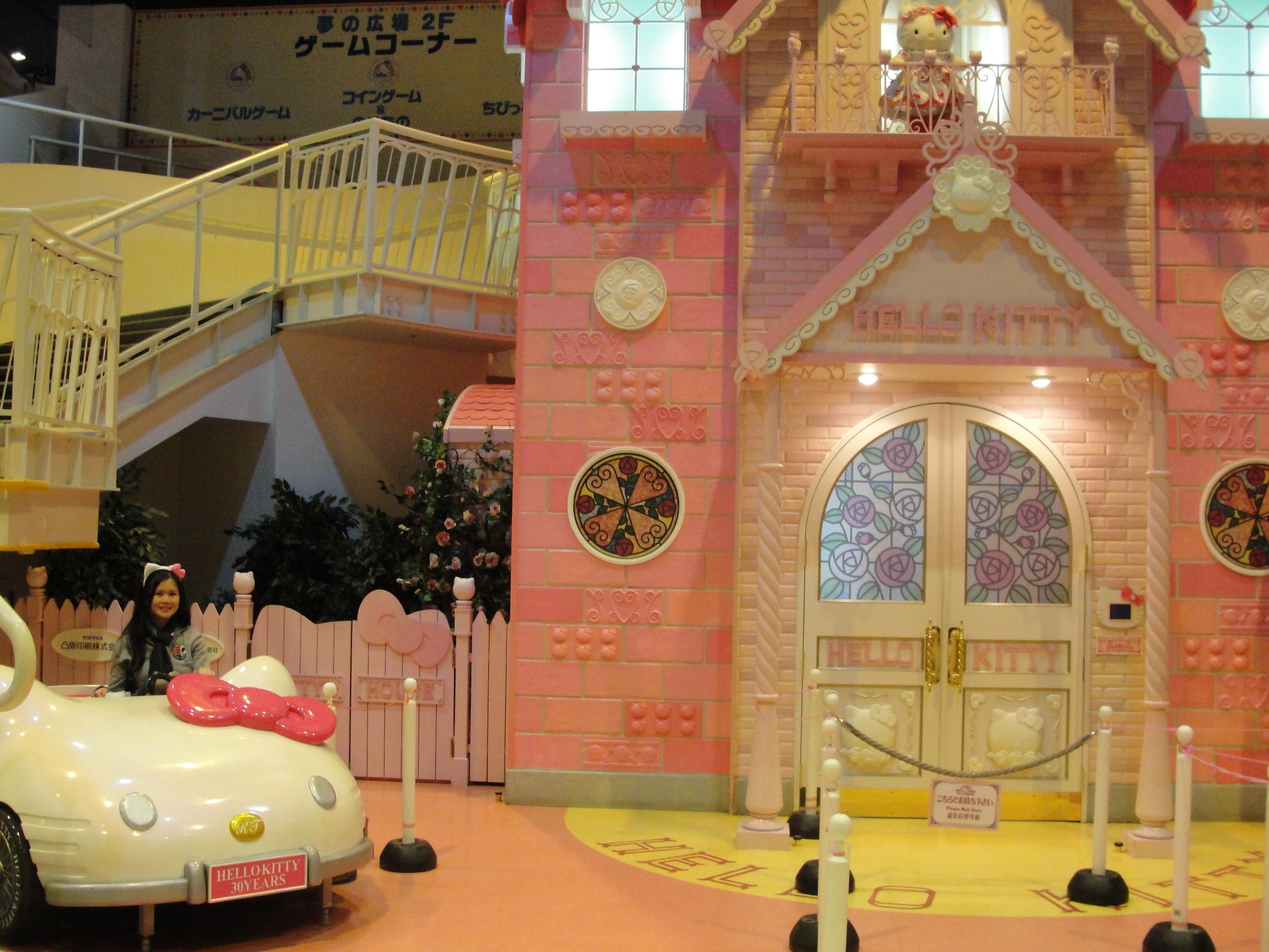 Fullsize Of Hello Kitty House