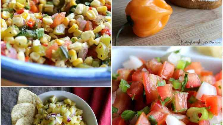 Spice Up Your Day with Salsas