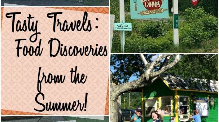 Tasty Travels: Food Discoveries from the Summer